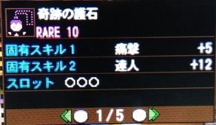 お守り モンハン 4g